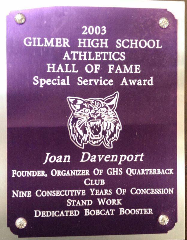 Davenport, Joan
