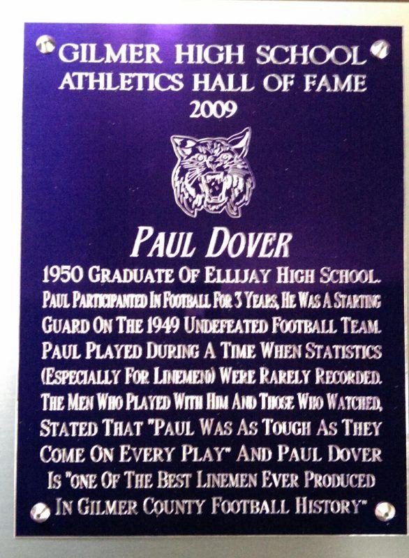Dover, Paul