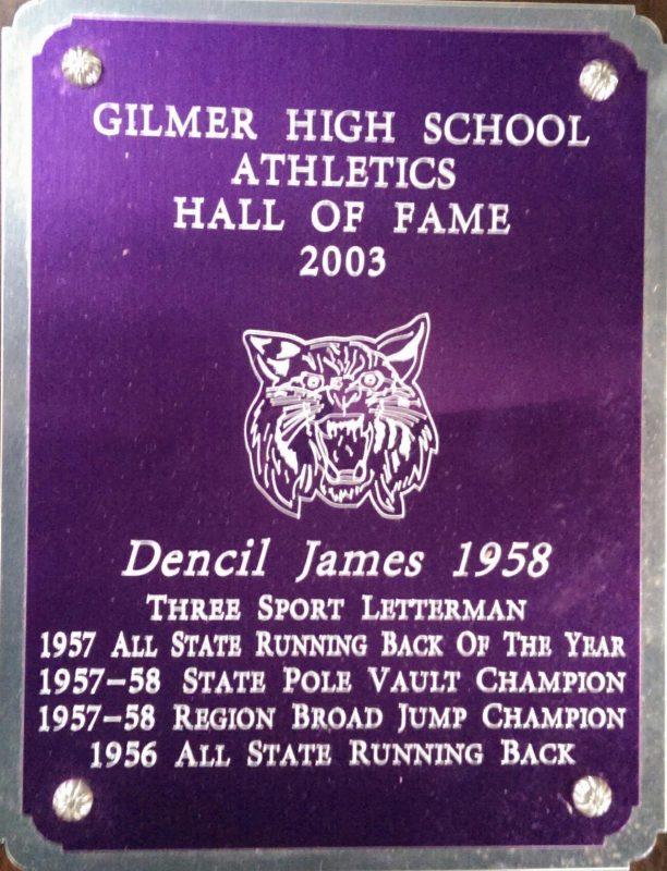 James, Dencil