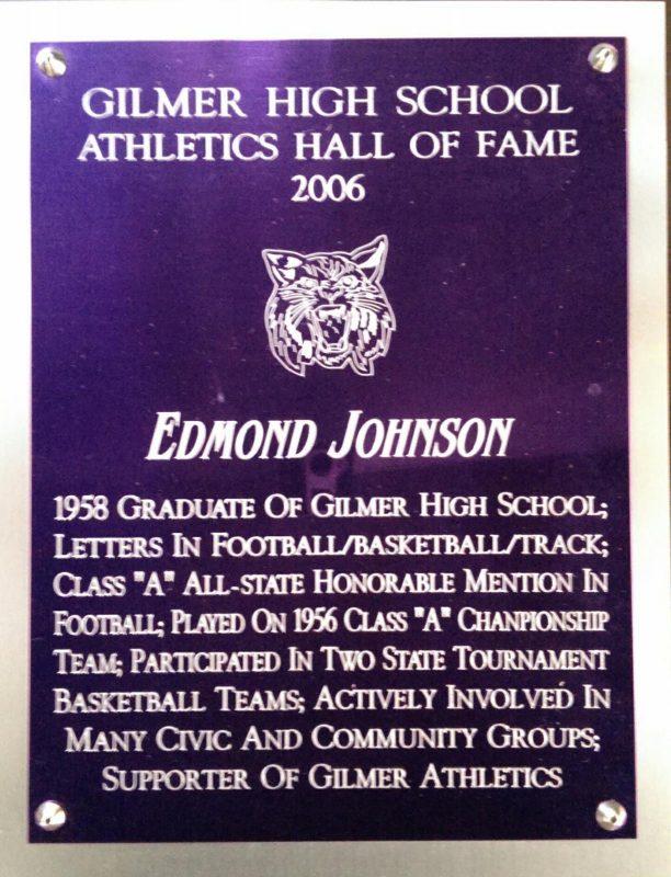 Johnson, Edmond