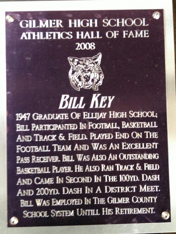 Key, Bill
