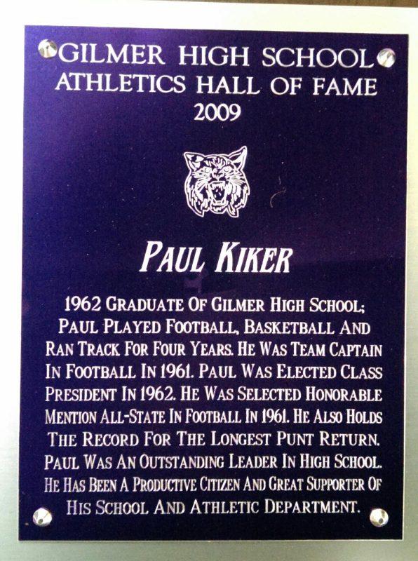Kiker, Paul