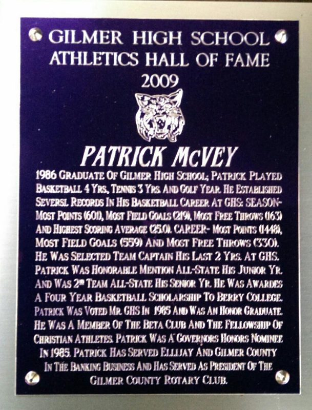 McVey, Patrick