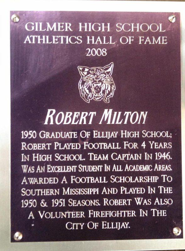 Milton, Robert