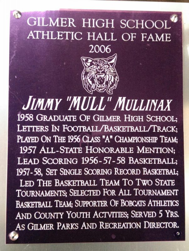 Mullinax, Jimmy