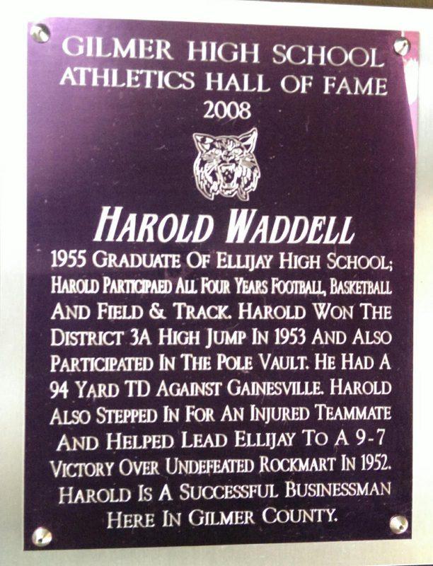 Waddell, Harold