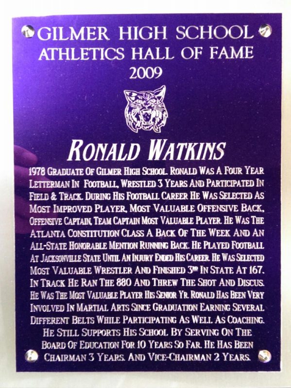 Watkins, Ronald