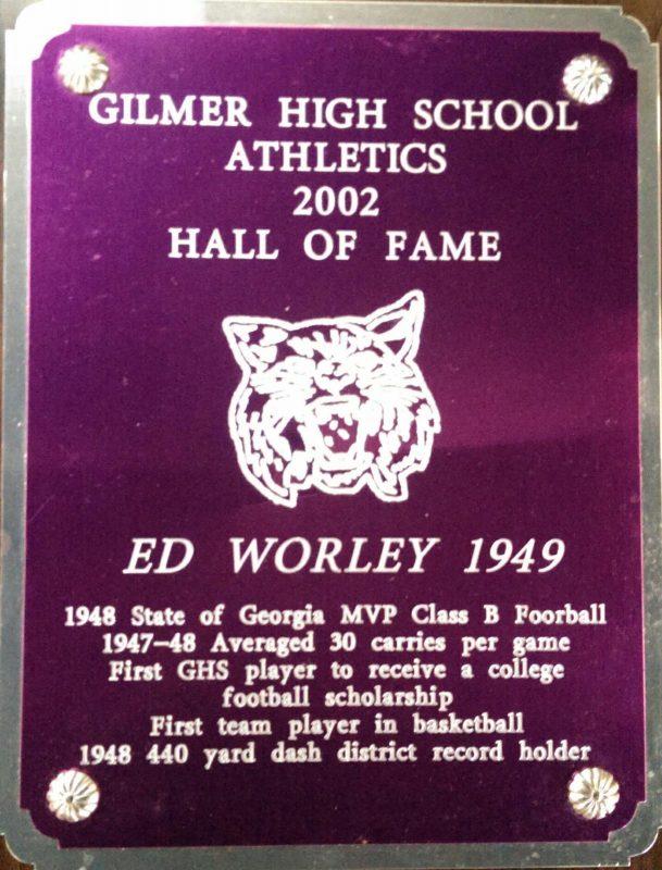 Worley, Ed
